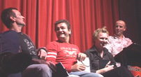 Bob Franklin, Lawrence Mooney & Jason Byrne